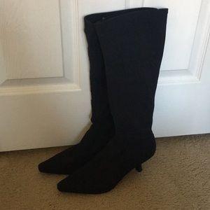 BCBG Girls Kitten Heel Boots 👢
